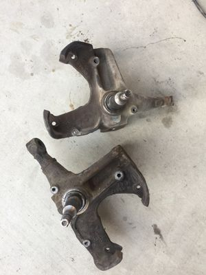 1973-1987 c10 spindles for Sale in Dinuba, CA