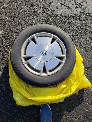 195/65/R15 wheels &tires .4 set for Sale in Seattle, WA