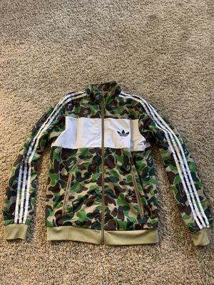 Bape x Adidas Firebird jacket for Sale in Ponte Vedra Beach, FL