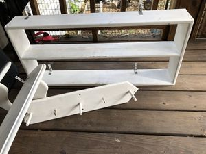 White wall shelves for Sale in Spring, TX