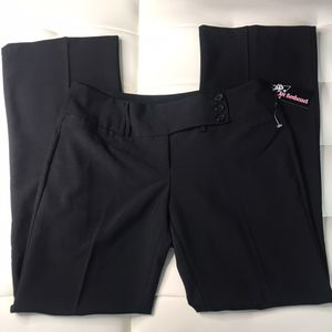 Joe Benbasset Women's Black Dress Pants Size 11 for Sale in Las Vegas, NV