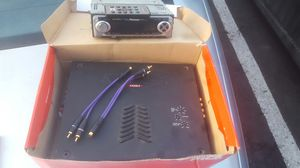 Awesome Car audio equipment for Sale in Lone Tree, CO