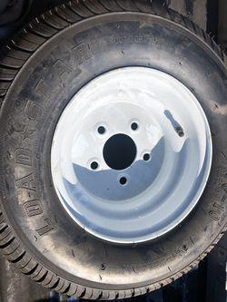 Loadstar trailer tire brand new for Sale in Columbia,  SC