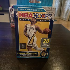NBA Hoops Basketball Cards - Zion, Ja for Sale in Hacienda Heights, CA