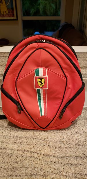 Ferrari backpack for Sale in Miami, FL