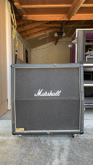 Marshall 1960 Vintage Cab for Sale in San Jose, CA