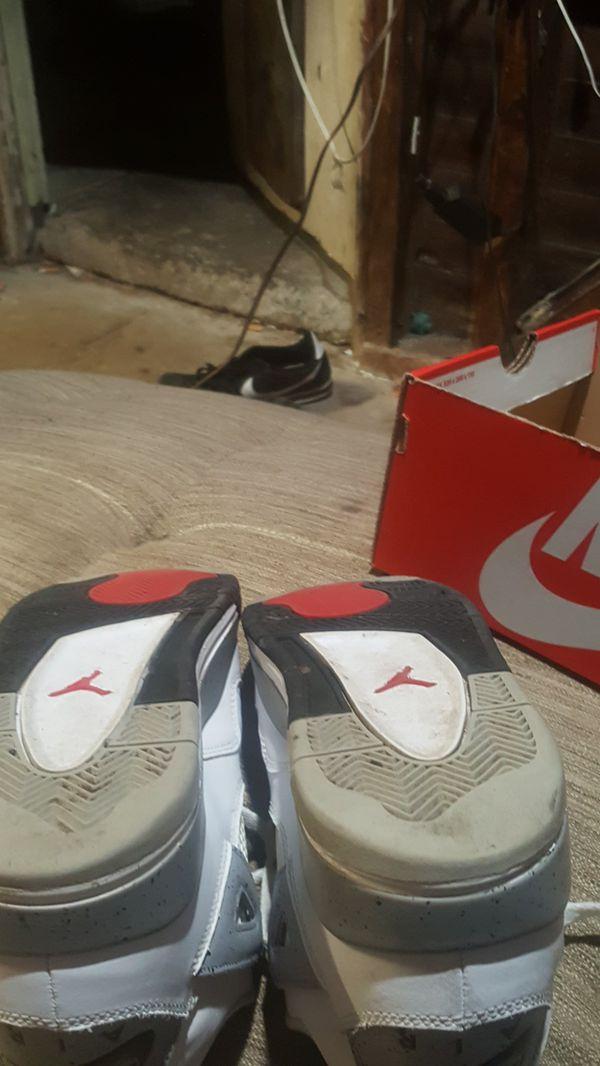 Jordan's. Cements. Size7y