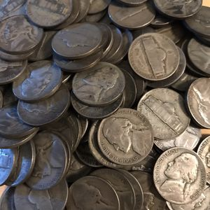 Silver War Nickels for Sale in Saratoga, CA