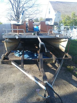 24-foot pontoon for Sale in Columbus, OH
