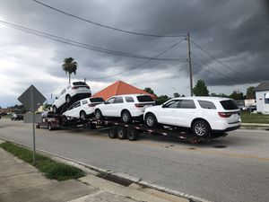 Car hauler trailer. for Sale in Fort Lauderdale, FL