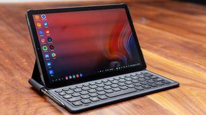 Samsung Galaxy tab s4 with keyboard LTE for Sale in Arlington, VA