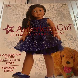 American Girl Doll Ultimate Visual Guide for Sale in Escondido, CA