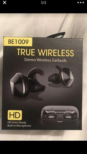 True wireless earbuds for Sale in Houston, TX