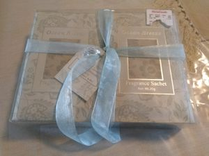 Free Local Delivery 12 Ocean Breeze Fragrance Sachets for Sale in Rancho Cucamonga, CA