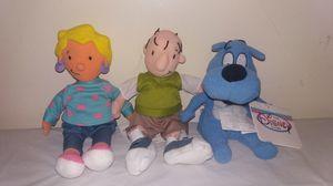 New with tags Disney Doug complete set Beanie Babies for Sale in Westmont, IL