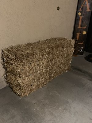 3 haystack free..... not used! Fontana for Sale in Fontana, CA