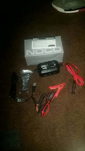 NOCO BATTERY CHARGER for Sale in Glendale, AZ