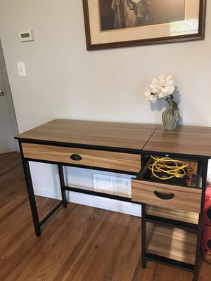 Stand up desk modern wood brand new for Sale in Portland, OR