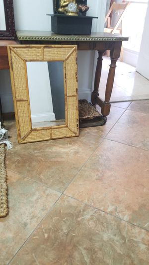 Handmade mirror for Sale in Pompano Beach, FL
