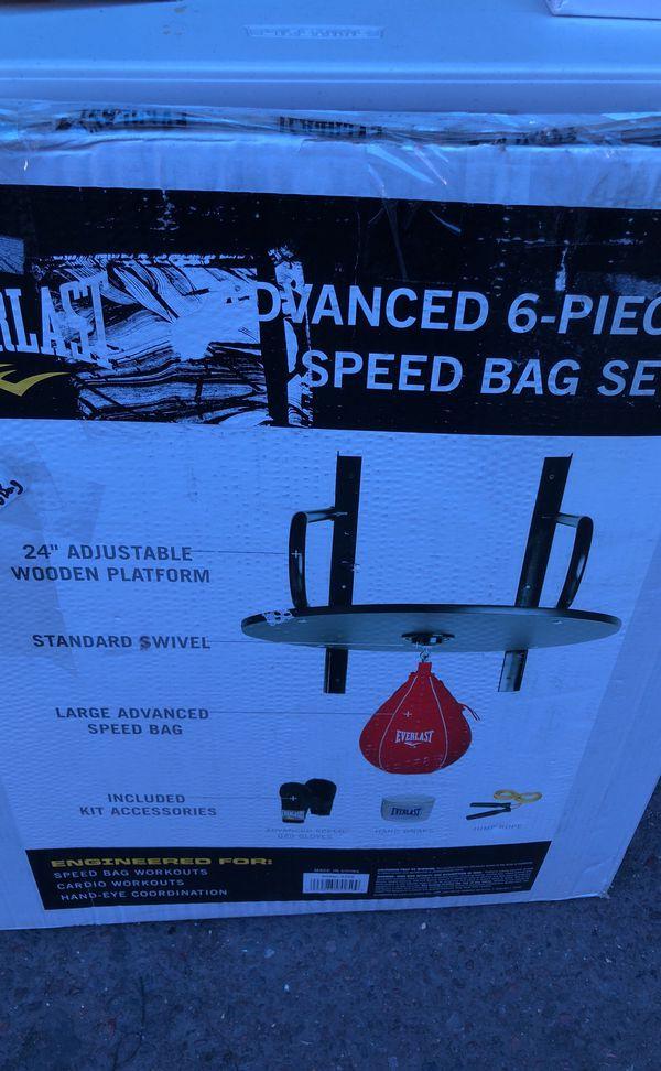 Speed bag (only frame)