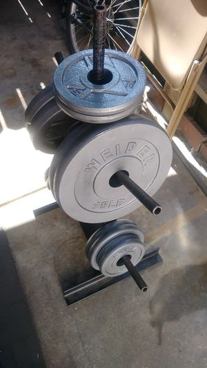 Olympic weights for Sale in Upland, CA