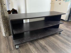 3 shelve stand with wheels for Sale in Carlsbad, CA