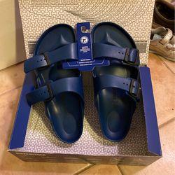 Mens Arizona Birkenstock Shoes Blue for Sale in Rockville,  MD