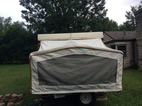 1983 starcraft pop up camper