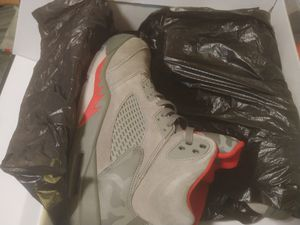 Jordan 5 Retro P51 Camo Size 11.5 for Sale in Seattle, WA
