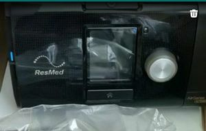 BRAND NEW Res- med CPAP machine for Sale in Cypress, TX