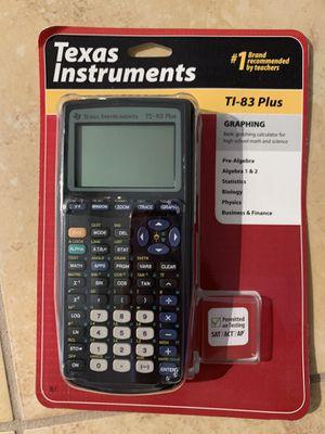 Calculator ti 83 for Sale in Herndon, VA