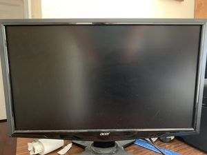 "Acer 24"" gaming monitor for Sale in VLG WELLINGTN, FL"