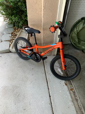 Kids Trek precaliber 16 bike for Sale in Pembroke Pines, FL