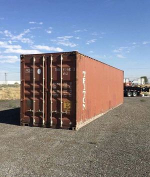 Used Containers- 40' High Cube WWT Portable Container Boxes for Sale in Bloomington, IL