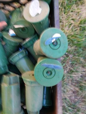 Rain Bird Sprinkler Heads Pop Ups I have 87 of them they are brand new for Sale in Saint Charles, MO