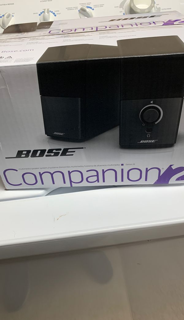 Brand New Bose Speakers