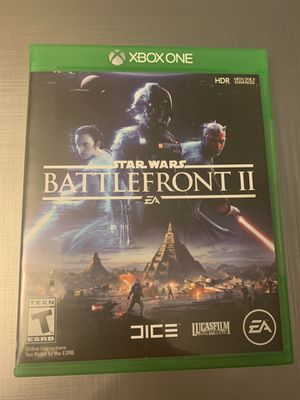 Star Wars Battlefront 2 XBox One for Sale in Los Angeles, CA