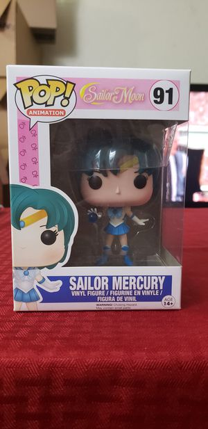 Funko pop sailor Mercury sailor moon for Sale in Long Beach, CA