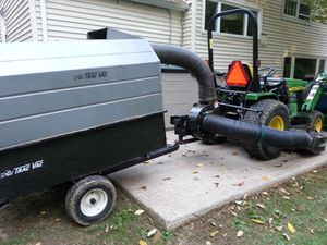 Trac Vac 854 pto driven 3pt system for Sale in Marcus Hook, PA