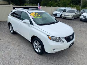 2010 Lexus RX 350 for Sale in Haines City, FL