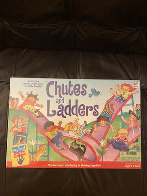 Chutes and Ladders + Memory Board game for Sale in Queens, NY