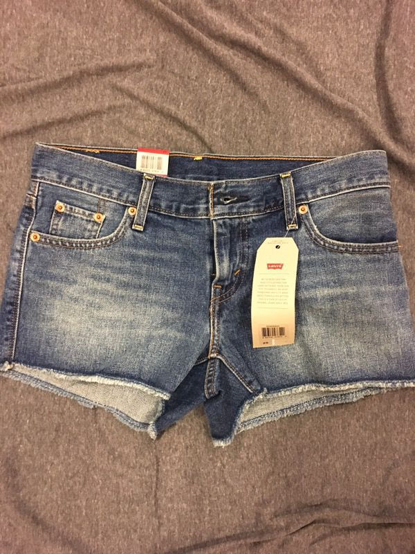 Brand New Levy Strauss women's Shorts size: 25