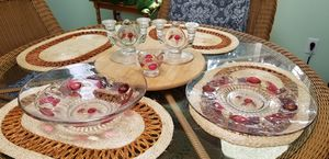 Westmoreland Della Robbia Patterned set for Sale in Olympia, WA