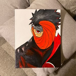 Painted Obito Uchiha from Naruto Shippuden Series for Sale in Bryan, TX