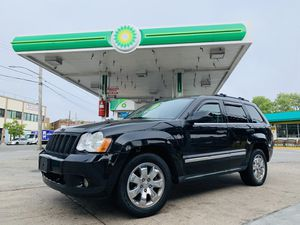 2009 Jeep Grand Cherokee 4WD Limited HEMI for Sale in Brooklyn, NY