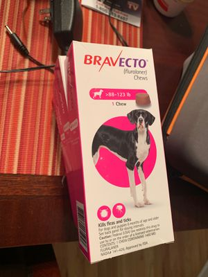 Bravecto 88-123 for Sale in Douglasville, GA
