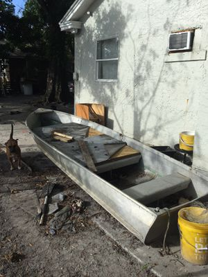 John boat for Sale in St. Petersburg, FL