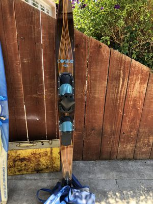 "Connely 67"" Water ski with case. for Sale in Woodside, CA"