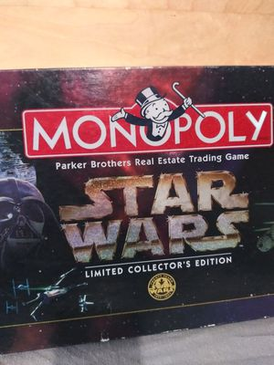 Starwars limited edition 1996 for Sale in Pasadena, CA