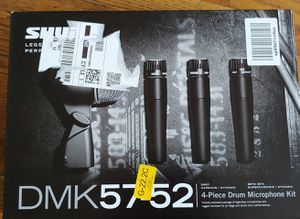 SHURE DMK57. 52 for Sale in Bloomfield, NJ